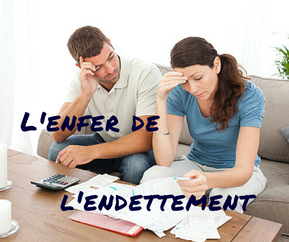 L'enfer de l'endettement