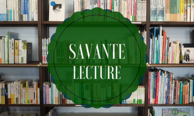Savante lecture : The Year of Less